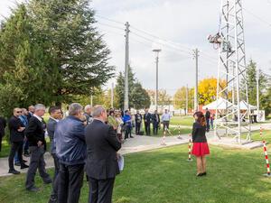 Електроразпределение Юг (част от EVN България) беше домакин на ден