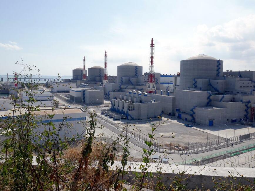 """""""Росатом"""" предаде в търговска експлоатация Четвърти енергоблок на АЕЦ """"Тянван"""""""