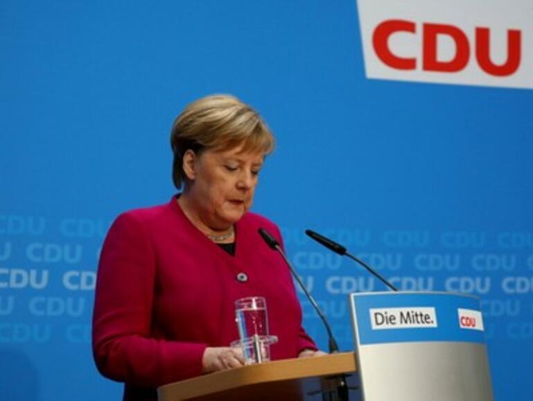 Оттеглянето на Меркел създава проблеми пред ЕС