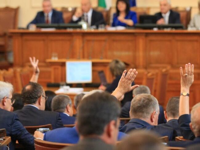 Депутатите ще обсъдят промени в Закона за оръжията и боеприпасите