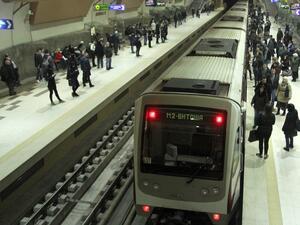 Софийското метро отбелязва 21 години от пускането си