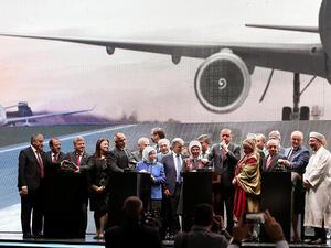 Turkish Airlines се отправя на вълнуващо пътуване от новото летище в Истанбул