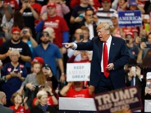Изборите в САЩ — референдум за политиките на Тръмп
