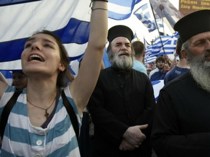 Гръцките духовници искат да останат държавни служители