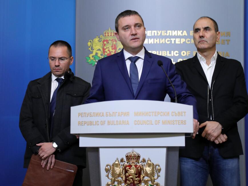 """Владислав Горанов: 1000 лв. за """"Гражданска отговорност"""" не е на дневен ред"""