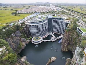 Първият подземен хотел в света ще отвори вратите си за
