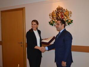 Разширяването на договорно-правната база между нашите две страни ще допринесе