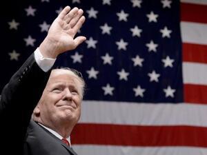Американският президент Доналд Тръмп постави оценка