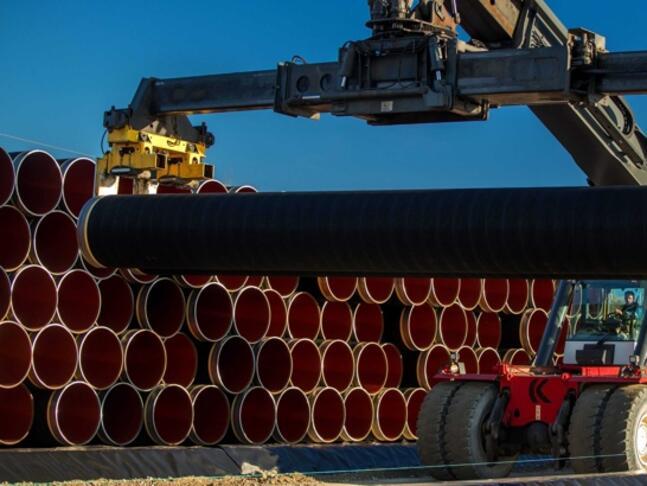 """САЩ: """"Северен поток-2"""" ще увеличи влиянието на Русия над Украйна и Европа"""