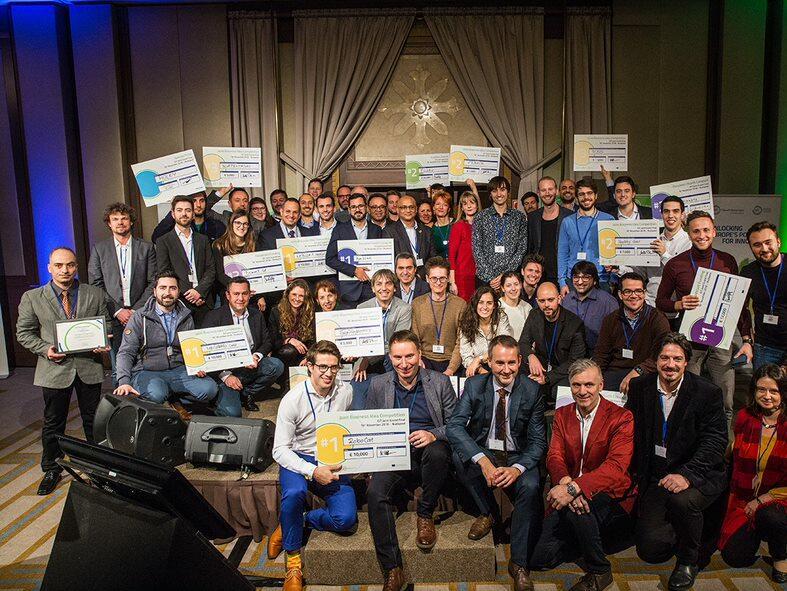 40 стартъпа получиха награди в размер на 200 000 евро