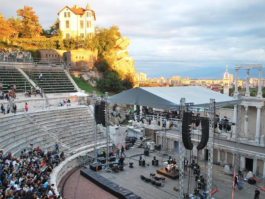 Европейската столица на културата Пловдив очаква с 10% повече туристи догодина