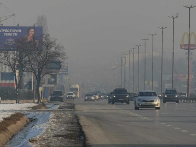 Столичната община пуска зелен билет заради замърсения въздух