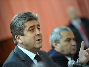 Първанов: Енергийните претенции на България са сведени до минимум
