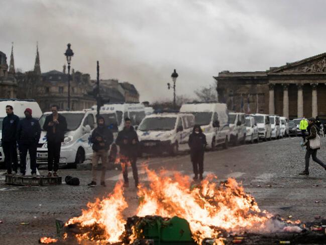 Протестите във Франция нанасят щети за милиарди евро