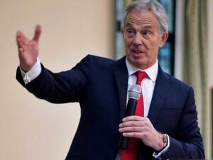 Бившият британски премиер Тони Блеър ще заяви днес на проява