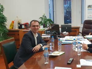 Агенцията за насърчаване на дребния бизнес и Стартъп Асоциацията обсъдиха предстоящо сътрудничество