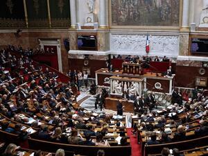 Парламентът на Франция одобри проектобюджета на страната за 2019 г.