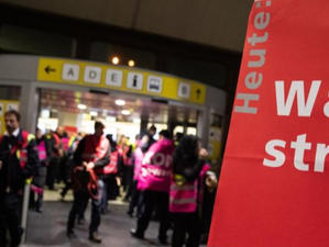 Стачка на служителите по сигурността блокира три големи летища в Германия