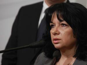 Теменужка Петкова ще се срещне с министърa на енергетиката на Азербайджан