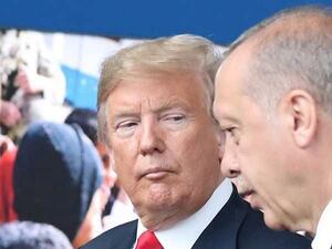 Тръмп заплаши Турция с икономическо опустошение ако нападне кюрдите в Сирия