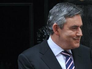 Бившият британски премиер от Лейбъристката партия Гордън Браун призова за