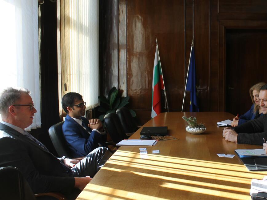 Германска компания планира нова инвестиция в IT сектора на България