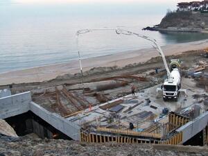 """ДНСК: Няма нарушения при строителството в курорта """"Св. Св. Константин и Елена"""""""