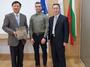 Д-р Бойко Таков се срещна с новия търговско – икономически съветник на Китай в България