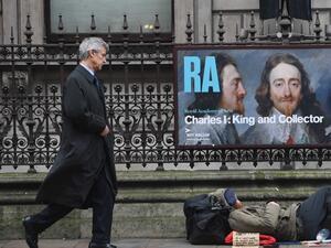 Снимка: Великобритания в колапс пред бездомническата криза