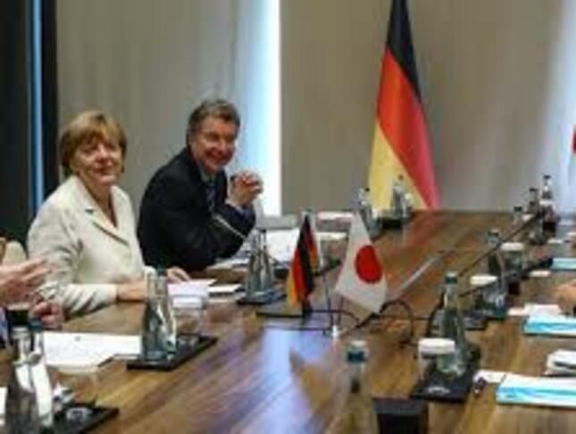 Япония и Германия се разбраха да бранят заедно свободната търговия