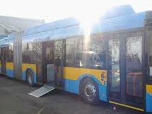 През пролетта тръгва най-дългото тролейбусно трасе в София