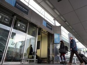 Снимка: Стачка на служителите на летищата в Белгия парализира страната