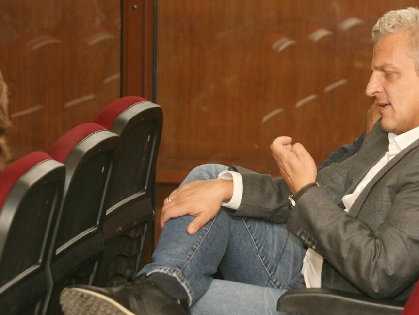 Спецсъдът заседава по делото срещу Петър Москов