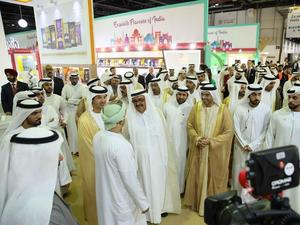 GULFOOD 2019 бе открита официално в неделя в Дубай от