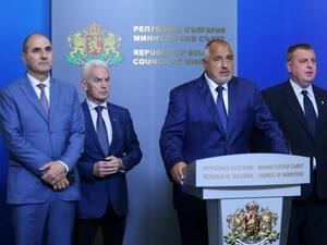 Коалиционните партньори обсъждат на съвет кворума в Парламента
