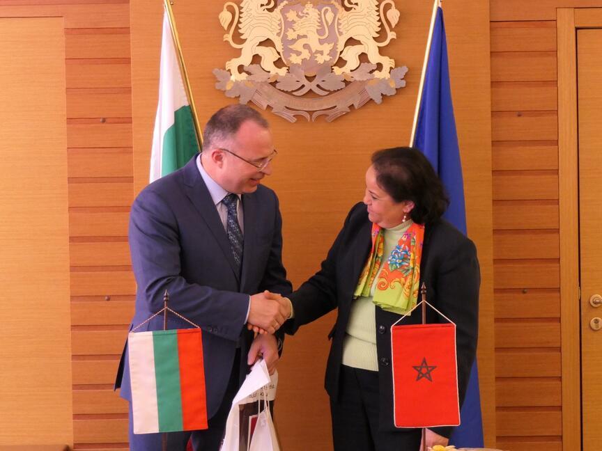 Порожанов: Българските производители могат да излязат на пазарите в Северна Африка