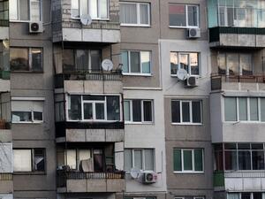 Пренаселеността на жилищата в България е много над средната в ЕС