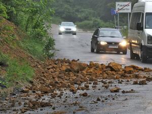 Над 515 хил. лв. са разпределени за щетите от труса през май
