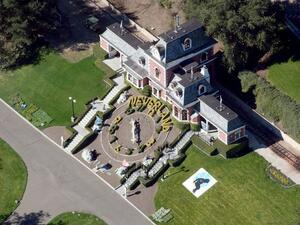"""Имението на Майкъл Джаксън в Калифорния """"Невърленд"""" отново се продава"""