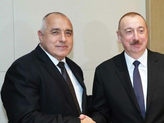 България се надява през 2020 г. една трета от нужния й газ да е азербайджански