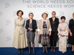 """Пет забележителни жени учени бяха отличени с награда """"За жените"""