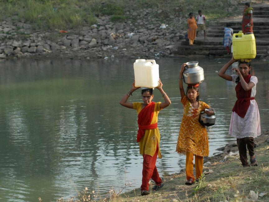 Американците – на първо място по потребление на вода, Индия – с най-голям недостиг