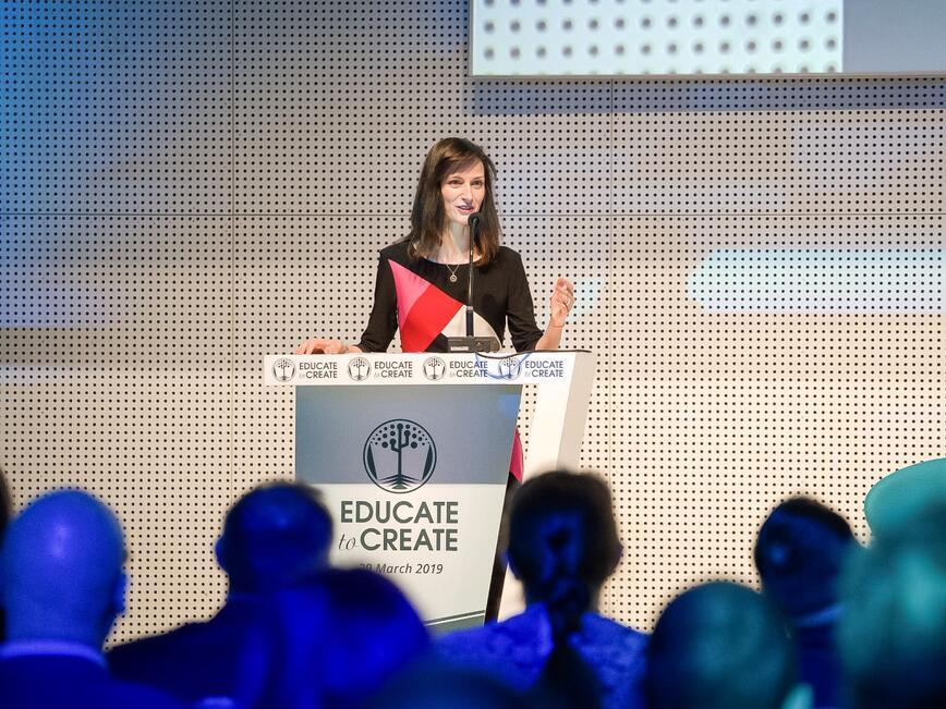 Мария Габриел: Изкуственият интелект ще е част от образованието на бъдещето