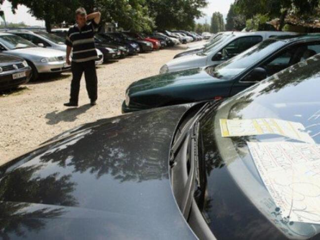 Румъния и България ще ограничат вноса на автомобили втора ръка