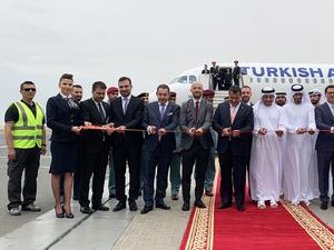 Turkish Airlines вече лети и до Шарджа