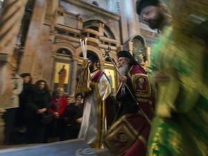 На 21 април католиците честват Възкресение Христово. Освен в София
