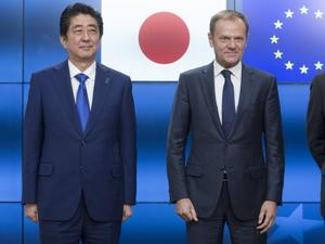 Лидерите на Европейския съюз и Япония ще проведат среща на