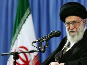 Иранският върховен лидер аятолах Али Хаменей заяви вчера, че планът