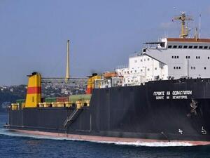 """Фериботният кораб """"Героите на Севастопол"""" ще бъде отдаден под наем"""