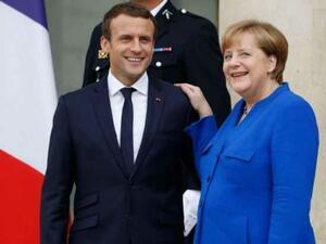 Германският канцлер Ангела Меркел е загрижена за Европа и чувства